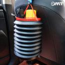 OMT 접이식 차량용 4L 세차 물통 수납함 OSO-T128