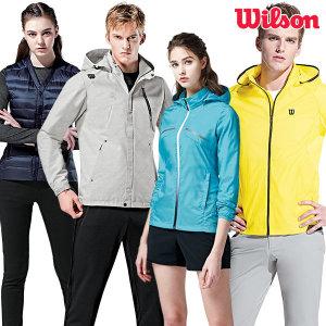 윌슨 남녀 등산자켓 바람막이자켓 간절기자켓