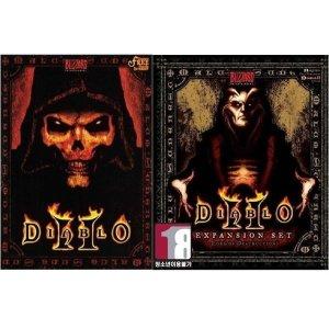 디아블로2 + 파괴의군주 확장팩 합본팩 배틀넷코드