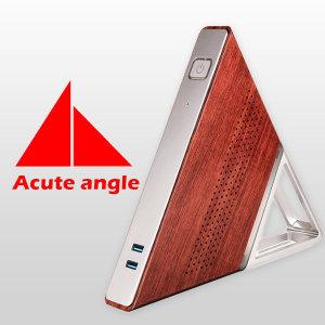 (중고) Acute angle AAC 사무용 PC 4K지원 윈도우10