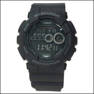 타임플래닛 G-SHOCK GD-100-1B 지샥 시계 빅페이스 타