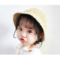 러브퀸 아동 아기 모자 비치모자 살랑레이스비치 3+1