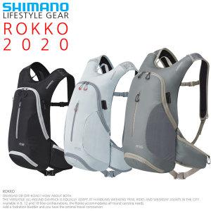 2020 시마노 자전거 배낭 로코/8L 12L 16L 백팩 가방