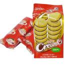 크림오 코코아 샌드 108g /스낵/디저트/산도/초코크림