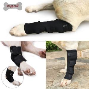 강아지 슬개골 탈구 보호대 애견 다리 관절 보조기