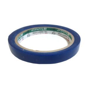 비닐 야채 채소 봉합기 전용테이프 파란색 폭12mm