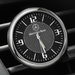 스타일카 차량용 아날로그 자동차시계