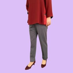 자매의뜰 봄신상품 엄마바지 빅사이즈 엄마옷 미시옷