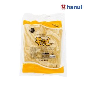 한울종합식품 쫄면 1kg 1박스(10개)