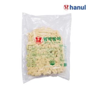 한울종합식품 누들 떡볶이 1kg 1박스(10개)