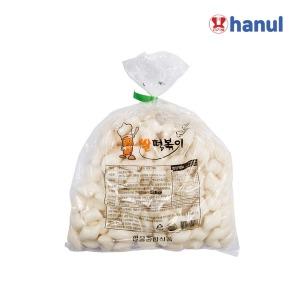한울종합식품 쌀떡볶이(절단) 1.5kg 1박스(10개)