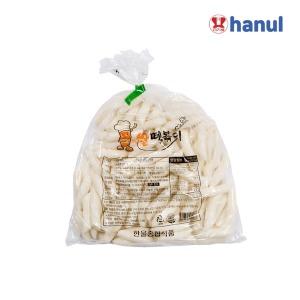 한울종합식품 쌀떡볶이(중) 1.5kg 1박스(10개)