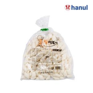 한울종합식품 쌀떡볶이(구멍) 1.5kg 1박스(10개)