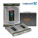 현대수산맛김 보령대천김 파래김 10봉