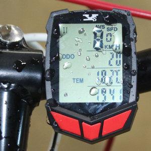 자전거 속도계 디지털 주행 거리 측정 용품 - DBS-750
