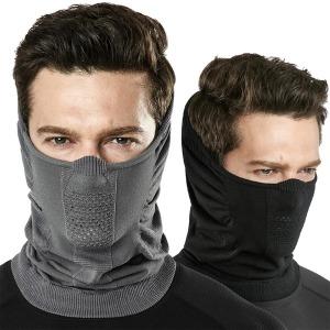 테슬라 방한 마스크 모자 비니 바라클라바 방한장갑