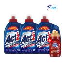 액츠 퍼펙트 세탁세제 베이킹소다 3.5L 3개 +사은품