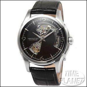 타임플래닛 해밀턴 H32565735 HAMILTON 가죽밴드 시계