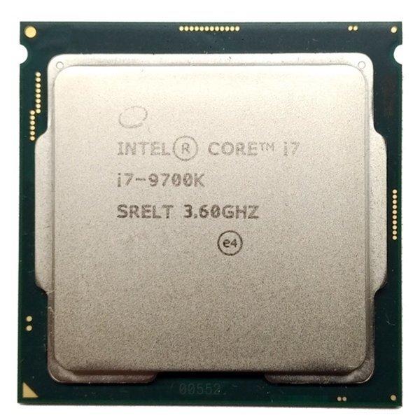 C 인텔 코어i7 9700K 커피레이크 병행수입벌크 쿨러X