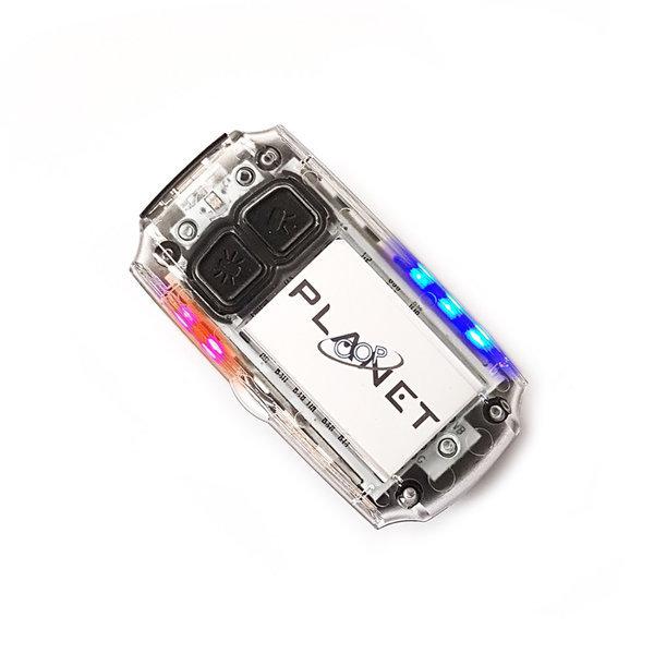 플래닛캅 안전표시 LED 경광등 충전식 신호등 OK-PS73
