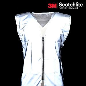 3M 스카치라이트 360도 반사조끼 (성인용) 야간/안전