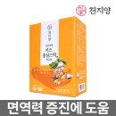 튼튼쑥쑥 키즈홍삼스틱 망고맛 100포 어린이홍삼 면역