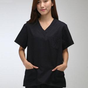 스판 간호사유니폼 물리치료사복 수술복상의 간호복