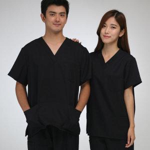 스판 간호복 물리치료복 수술가운 병원수술복 이름무료