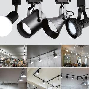 LED 레일조명 레일등 카페 인테리어 주방등 식탁등