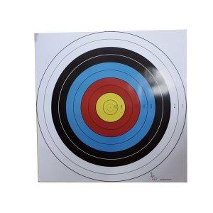 표적 양궁표적지 60cm x 60cm(120g/m2) 10장