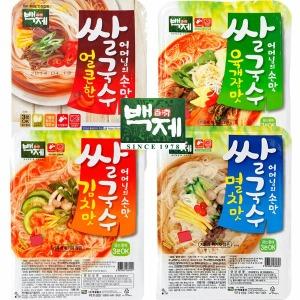 (현대Hmall)백제 즉석쌀국수 멸치맛 92gX30개/맛선택가능
