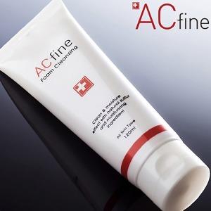 ACfine 폼클렌징/피부당김없는 강력한 세안력