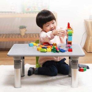 2세대 레고 블럭 테이블 공부상 공부시트지 3장 포함