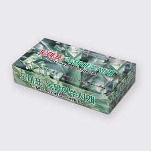 녹말 이쑤시개 기업 업소 대량판매 500개입 120박스
