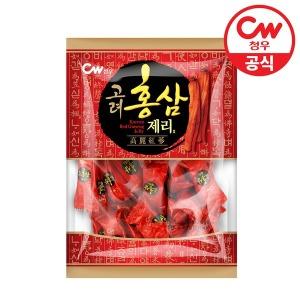 청우 고려홍삼제리2 /400g/젤리/간식/과자/사탕/캔디 - 상품 이미지