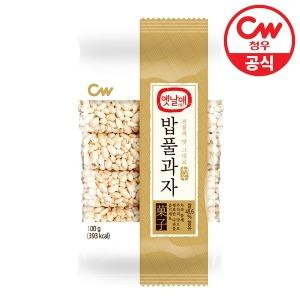 밥풀과자 100g /쌀과자/강정 - 상품 이미지