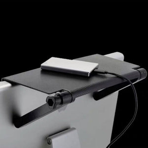 TV셋톱박스선반 셋탑박스거치대 모니터선반 셋탑정리