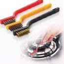 가스렌지솔 3종미니쇠솔 청소용품 가스렌지청소