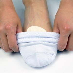 지독한 발냄새 제거제 쾌발Q 특허 발가락양말대용