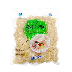 평화 감자수제비2kg