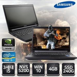 삼성 NT200B5C i5-3230M/4G/SSD240/NVS5200/15.6/윈10