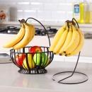 인테리어 주방 바나나걸이