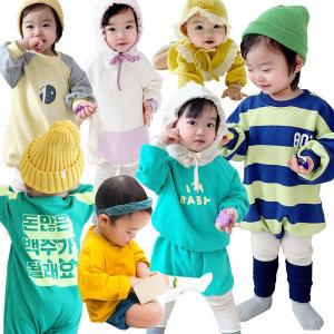 2020봄신상/신생아옷/아기예쁜옷/베이비슈트/바디슈트