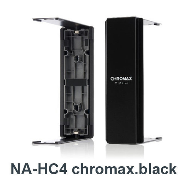 NOCTUA NA-HC4 chromax.black 녹투아 블랙 튜닝용품