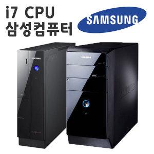 삼성전자 인텔 i7 사무용 게이밍 컴퓨터 정품윈도우