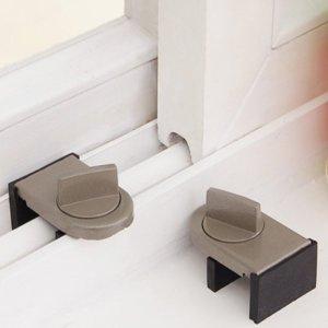 창문열림방지 아기안전용품 도어스토퍼 창문잠금장치