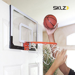 스킬즈 실내 어린이 농구 골대 세트 프로 미니 �g XL