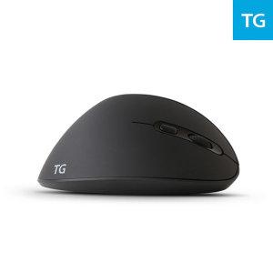 TG-TM618G (블랙) 손목보호 무선 광 버티컬 마우스