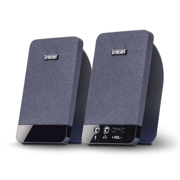 (안전포장) 인켈 2채널 USB 전원 PC스피커 IK-KS500