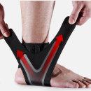 슬림 2중압박형 발목보호대 SP2  테이핑요법 발목아대